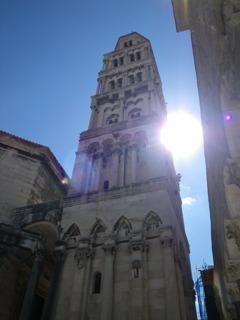 スプリット聖堂