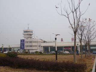 襄樊劉集空港外観
