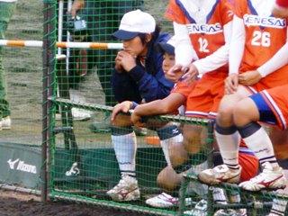 哲学者のような上野投手