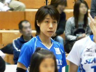 魅惑のセッター岡野さん セッター編 なんといってもシーガルズの岡野弘子選手。 魅惑のトスに首った