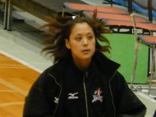髪の毛が芸術的な橋本直子選手 ...